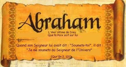 Le sacrifice d'Abraham dans  â– A PROPOS, HERITAGE PROPHETIQUE :   n32771